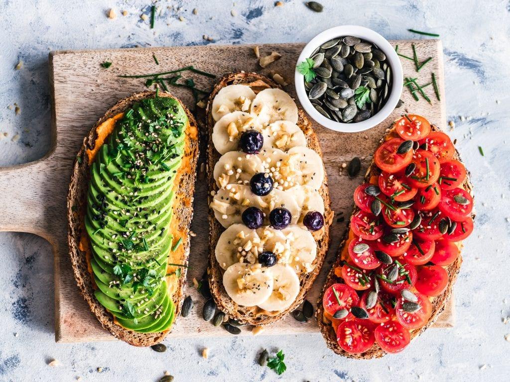 vegetáriánus heti étrend